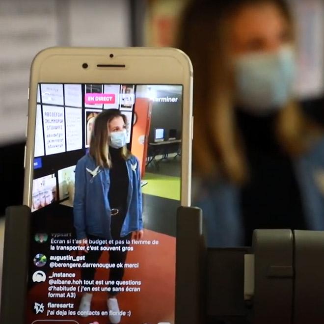 e-artsup vu par les étudiants