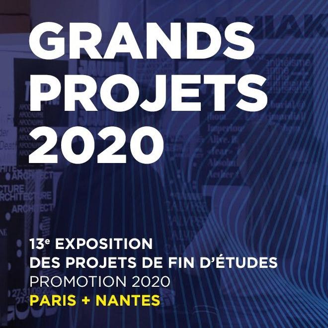 grands projets 2020 e-artsup