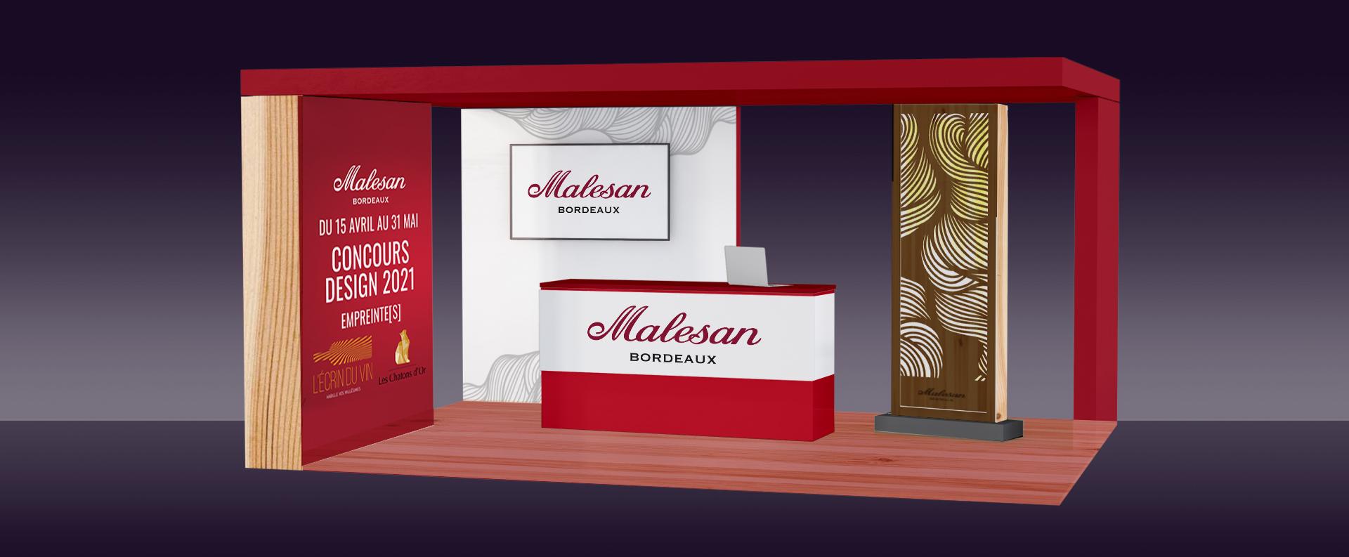 Malesan 5ème édition du concours de design en partenariat avec les Chatons d'Or