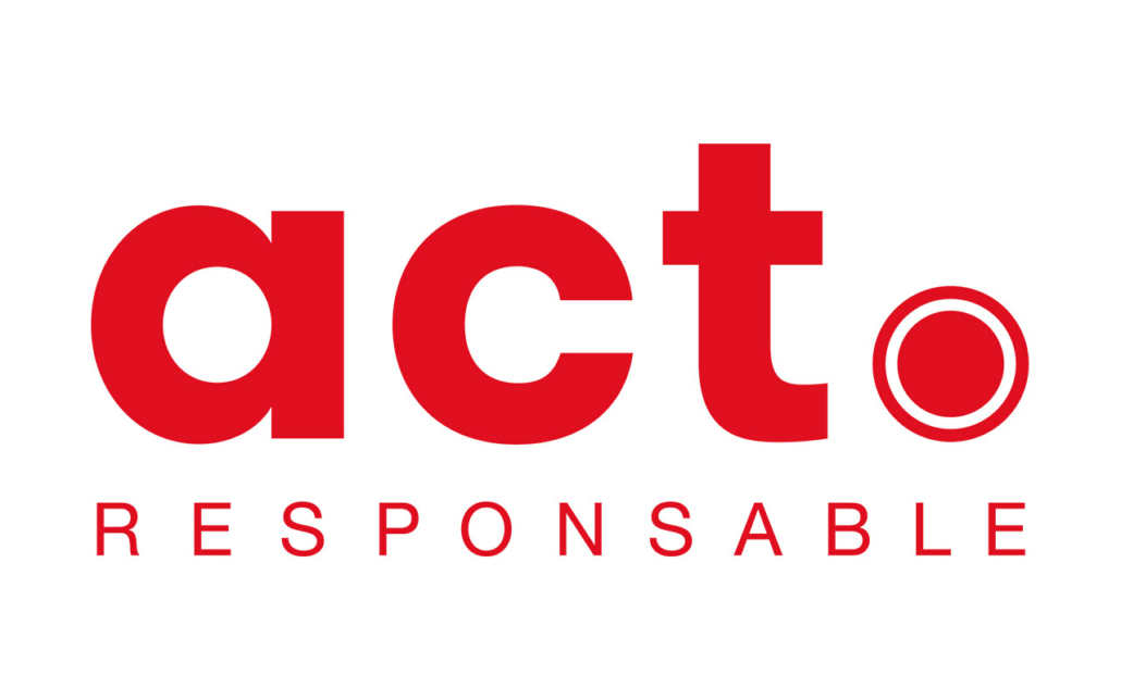 Act responsable