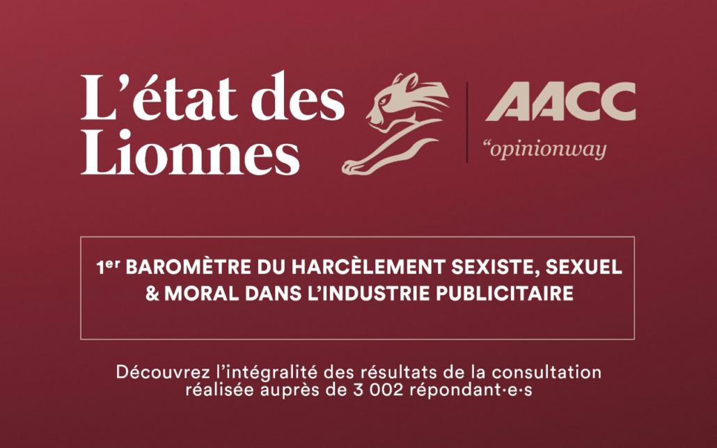 l'état des lionnes by aacc
